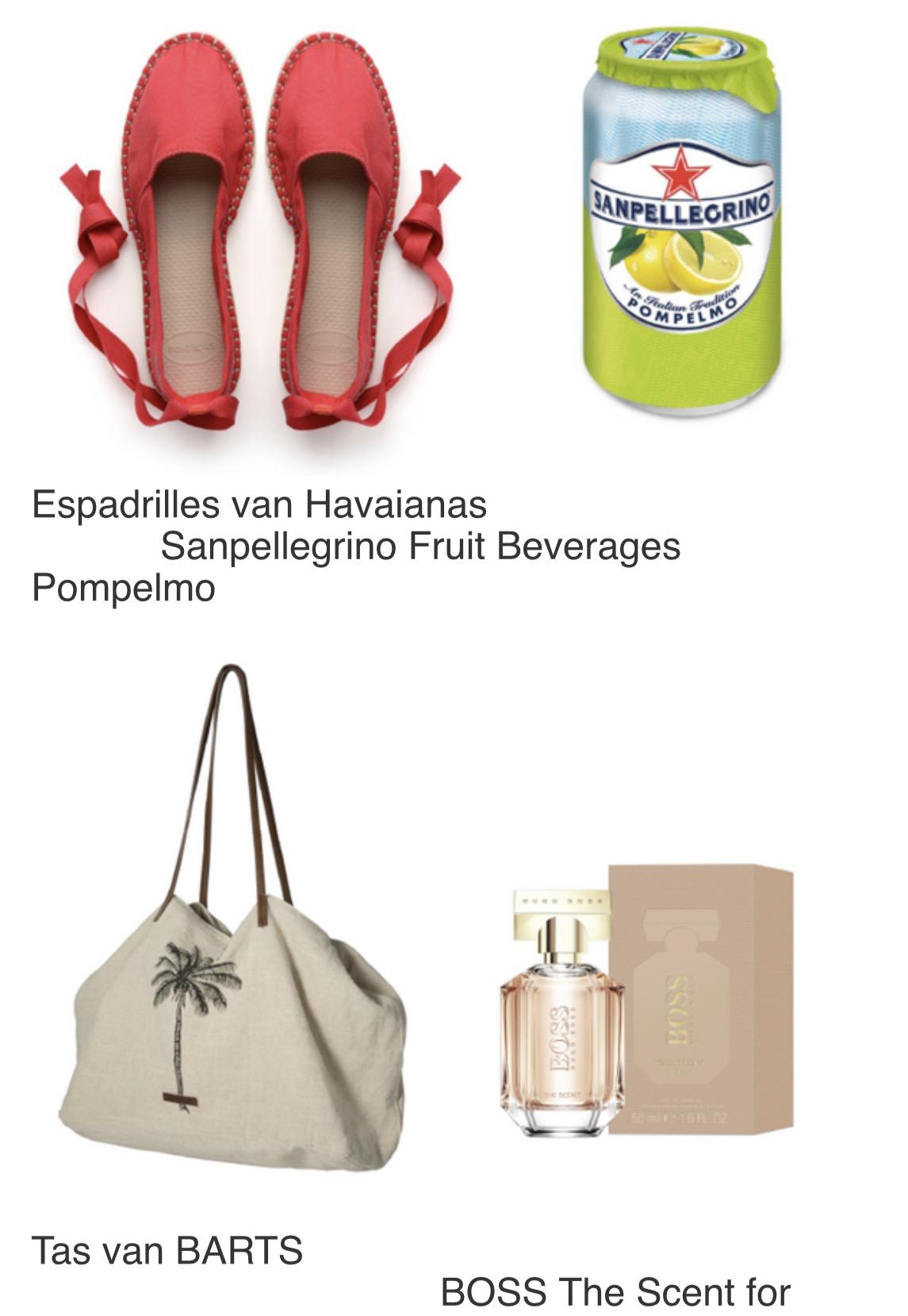 Summer essentials 4