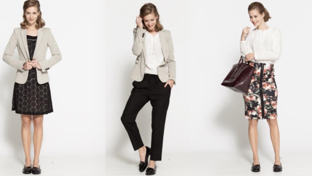 Zakelijke kleding 1