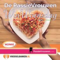 WIN-WOENSDAG honig