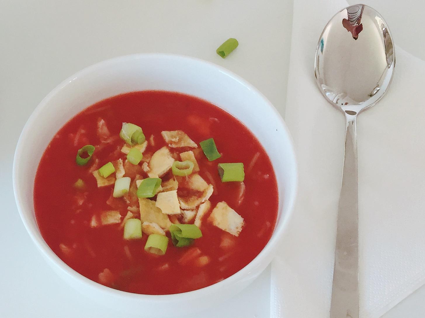 Tomatensoep chinees 2