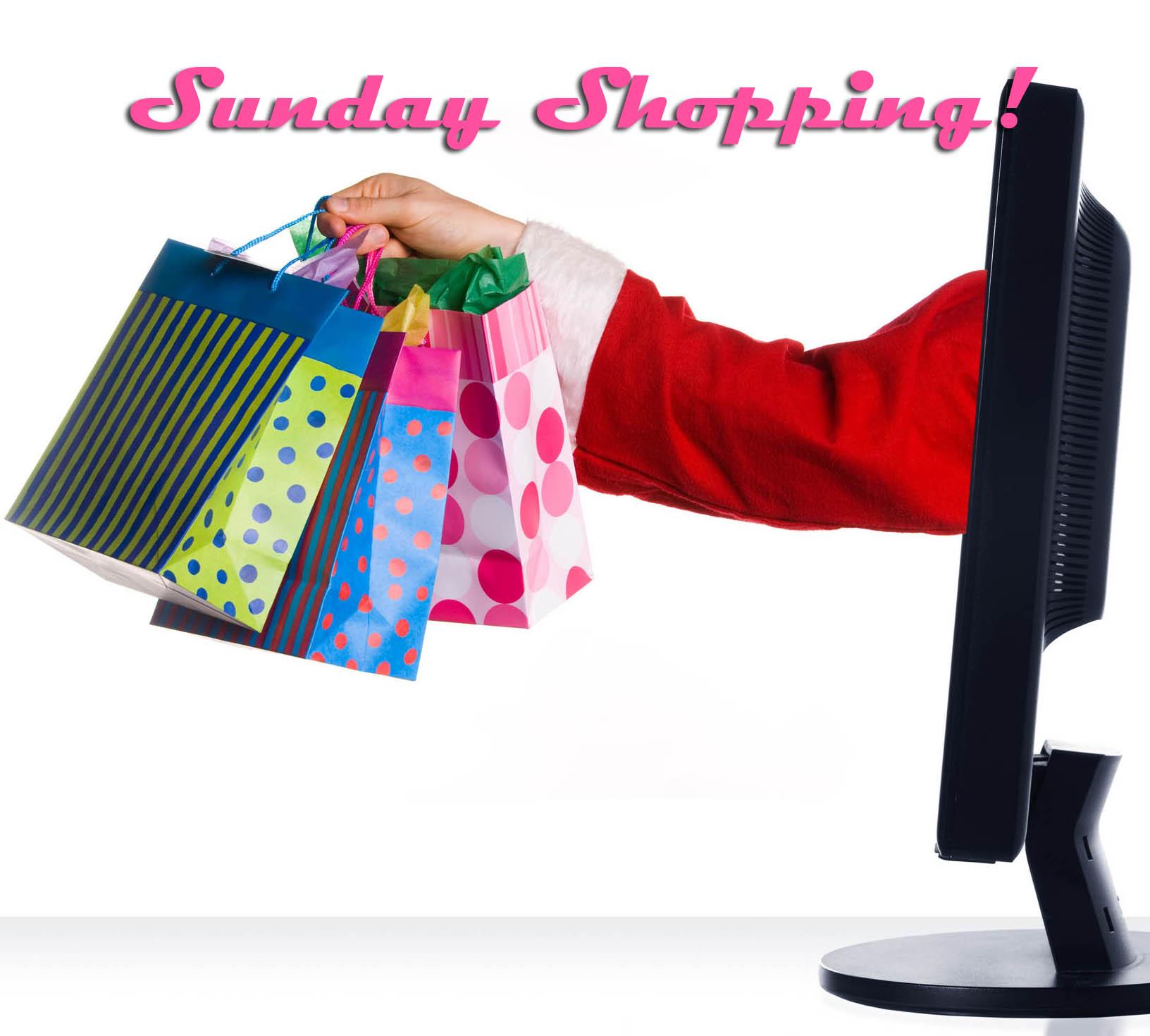 Sunday Shopping: Marks and Spencer Online