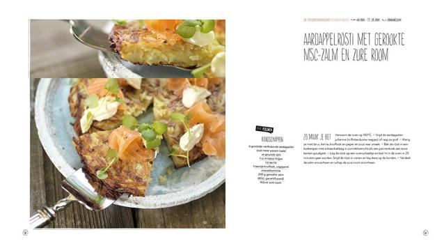 Good food book Post NL