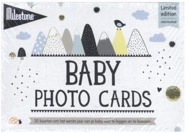 Baby fotokaarten