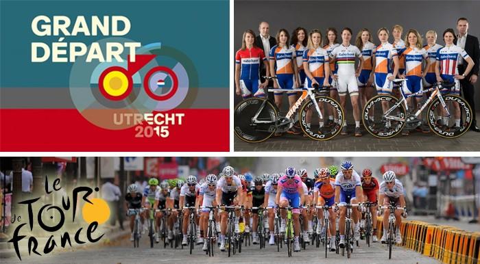 Collage Tour de France 2