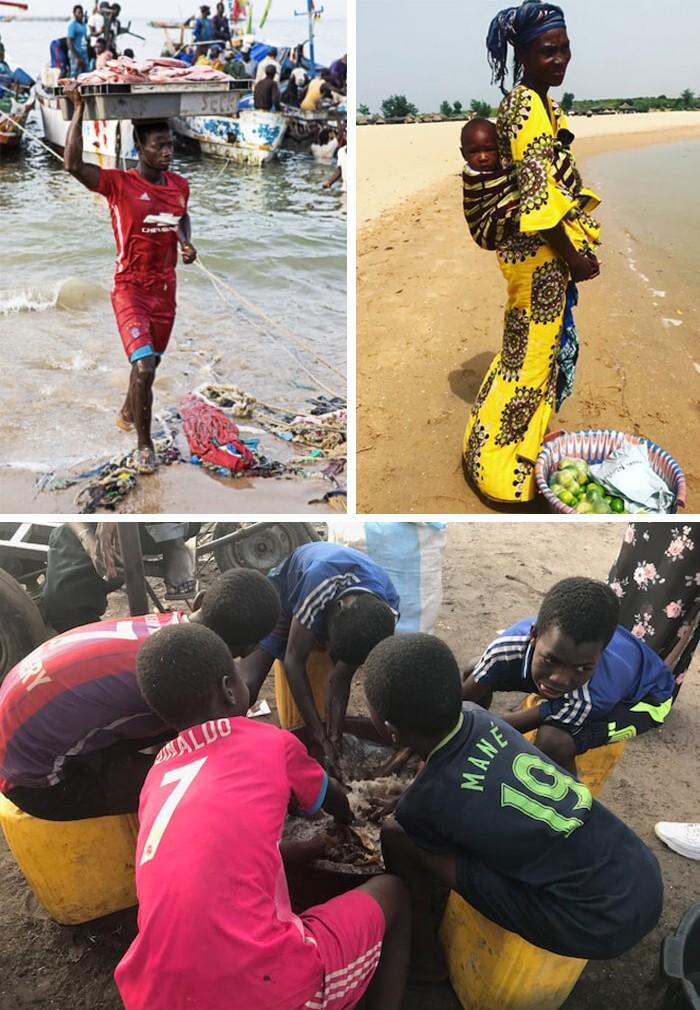 Collage Senegal 3