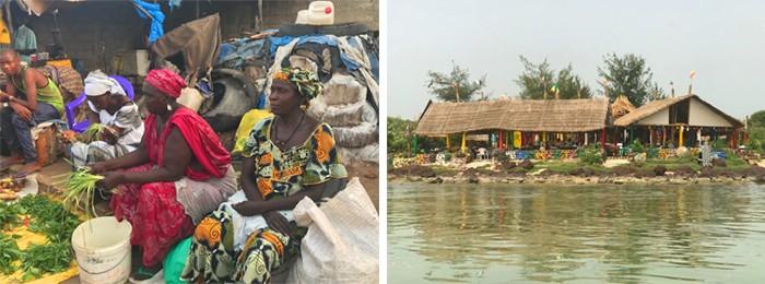 Collage Senegal