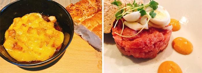 Collage Flevoland lunch