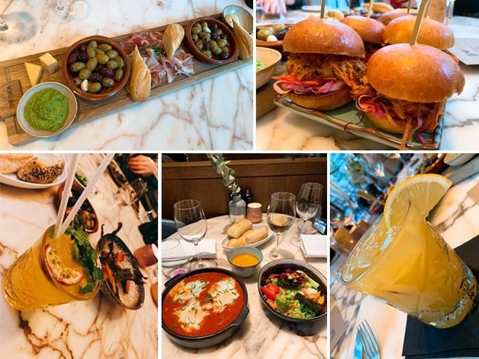 restaurant JAQ collage 5