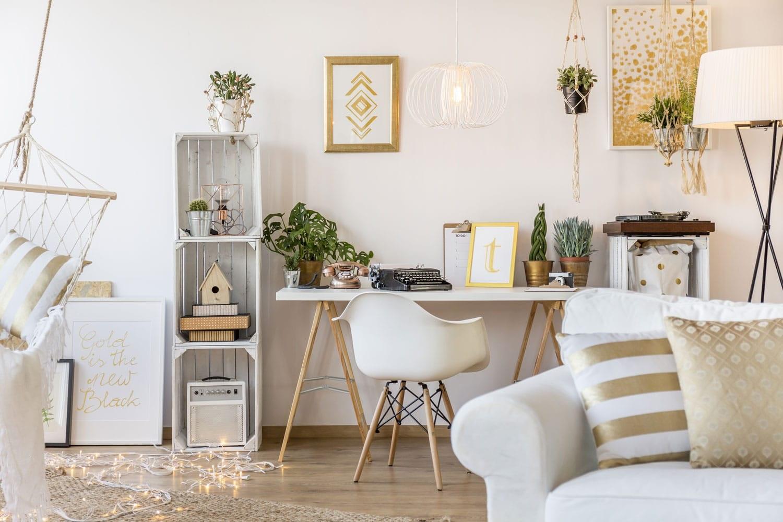 Super Zes manieren om de muur van jouw huiskamer te decoreren - Lifestyle #EG78