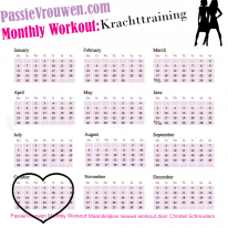 Monthly Workout okt